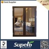 thermal break soundproof Interior door in swing design Manufacturer