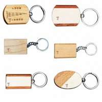 Wood Key Chain gift Manufacturer