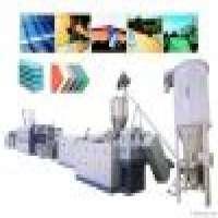 XPS Foamed Board Production Line Manufacturer
