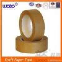 Brown gummed kraft paper tape adhesive kraft tape Manufacturer