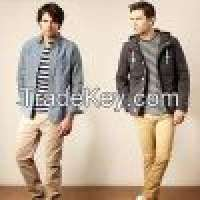 Mens casual wear  Manufacturer