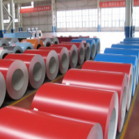 PPGI Color Coated Prepainted Galvanized Steel Sheet Steel Coil Manufacturer