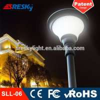 Led Street Light Waterproof Solar Lamp Manufacturer
