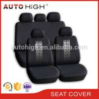 silk printing polyester car seat cover Manufacturer