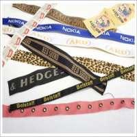 Textile Jacquard Printed Ribbons Manufacturer