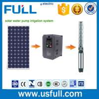 solar power agricultural water pumping system