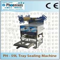 automatic tofu plastic container film sealer Manufacturer