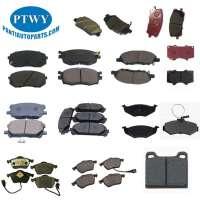 China factory supply wholesale car brake pad Manufacturer