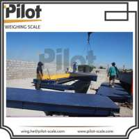 pit type weighbridge long service life Manufacturer