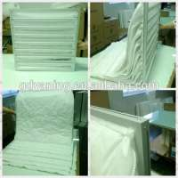 F9 bag filter air conditioning and HVAC system
