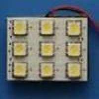 9SMD 5050 3chip Car LED Light Manufacturer