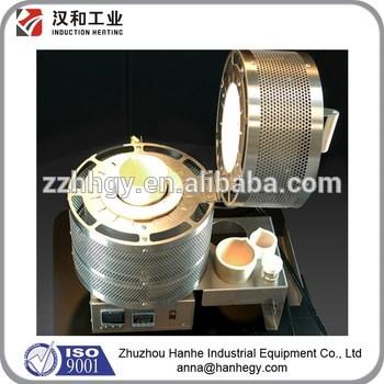 Induction Gold Melting Electrical Furnace