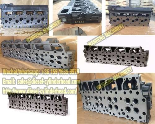 Cylinder head 7N0858 FOR CATERPILLAR 3408A ENGINE