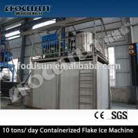 flake ice machine meat production company