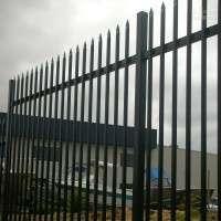 Zinc Stainless Steel Gate