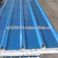 galvanized corrugated steel roofing sheet Manufacturer