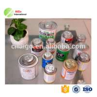 Standard Clear Pvc Pipe CementUPVC Pipe GluePvc solvent Cement