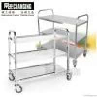 stainless steel service trolleys Manufacturer