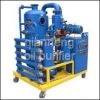 ZYD TwoStage High Efficient Vacuum Oil Filter Machine Manufacturer