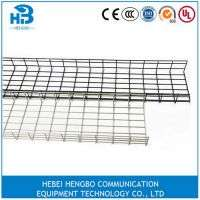 Steel mesh cable tray Manufacturer