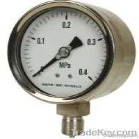 YM Series Diaphragm Pressure Gauges Manufacturer