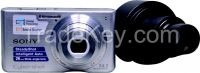 5MP High Resolution Digital USB Microscope Eyepiece Camera