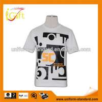 cotton casual t shirt boy Manufacturer