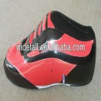 inflatable pvc sports shoes toy inflatable sports shoes toy Manufacturer
