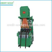electric ribbon power jacquard loom machine
