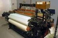 Mesh power loom machine