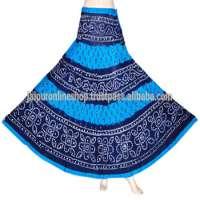 Arival Banjara Hand Embroidered Cotton Skirts Manufacturer
