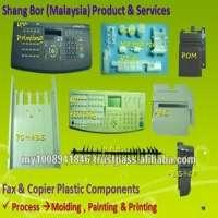 Plastics Injection Moulding Fax & Copier Plastic Components