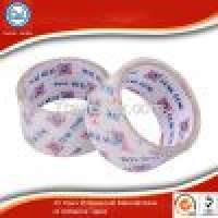 clear bopp packing tape Manufacturer