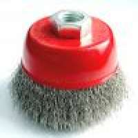 Crimped wire cup brushes Manufacturer