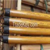 Cleaning Tools wooden sticks mop broom shovel PVC coated Manufacturer