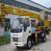 6 tons mini truck crane QLY6k Manufacturer