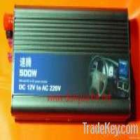 12V500W Car Power Inverter Manufacturer