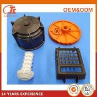 ODM Plastic Injection Mould spare parts plastic injection moulding Manufacturer