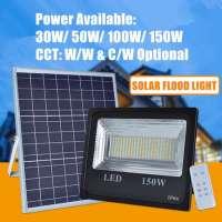 Sparkle solar flood light gt01-150w Manufacturer