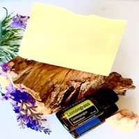 Lemongrass & Mint Hempseed & Coconut Oil Natural Soap Bar