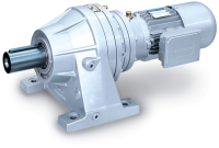 Heavy duty gearbox electric motor Manufacturer