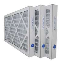 High dust capacity cardboard frame G3 G4 air condition filter Manufacturer