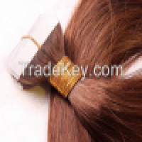 Hook & Loop Tapes and virgin great lengths pu tape hair extension Manufacturer
