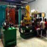 Grinding wheel press Manufacturer