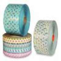 Ric Rac Tape and Baby diaper tape 6mia No62096 BOPP film frontal adhesive tape Manufacturer