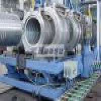 UPVC 1000 Double Wall Corrugated Pipe Extrusion Line Manufacturer