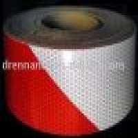Unvarnished Fiberglass Tapes and DOTC2 high intensity reflective sheeting reflective tape Manufacturer