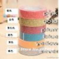 Adhensive Tape Glittering Manufacturer