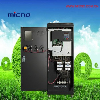 Low speed AC drive in automation control system