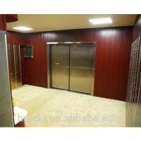 Stainless steel plate electrical bank security door design goods